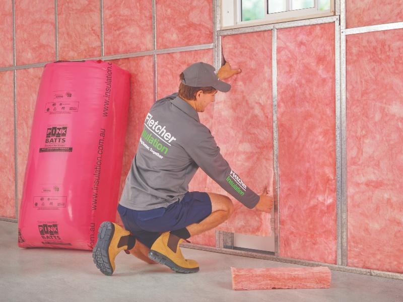Fletcher Insulation Shepparton Building Supplies Sbs
